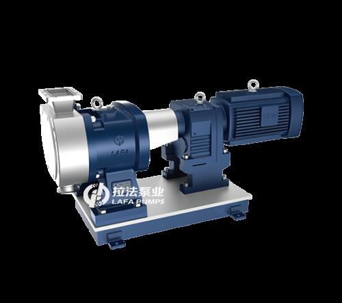 常熟化工转子泵