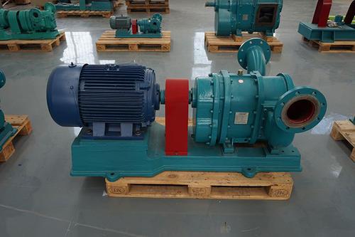 炼制厂废水处理挑选橡胶凸轮转子泵